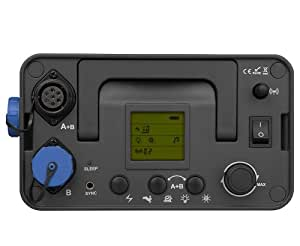 Phorex Jinbei DC II 1200 Kit de flash de studio portatif 1200W