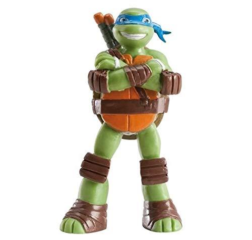 Dekora Cake Topper Figur für Tortendekoration TMNT Ninja Turtles (Leonardo)