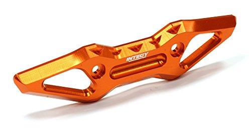 Integy RC Hobby t4110orange evolution-6CNC mecanizado de aleación parachoques delantero para Traxxas...