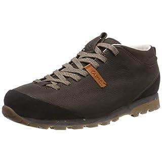 AKU Unisex Adults' Bellamont II Plus Low Rise Hiking Boots, Braun (Dark Brown 095), 7.5 UK
