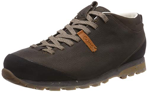 AKU Unisex-Erwachsene Bellamont II Plus Trekking- & Wanderhalbschuhe Braun (Dark Brown 095) 43 EU