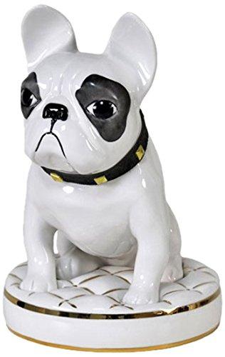 Goebel 25-050-20-4 Figur Französische Bulldogge Chiceria -