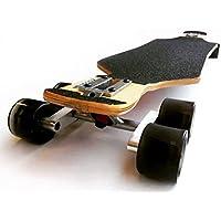 CNC Argent ensemble pour axe de roue Ensemble de kit pour skateboard Cruiser Longboard Penny Camion