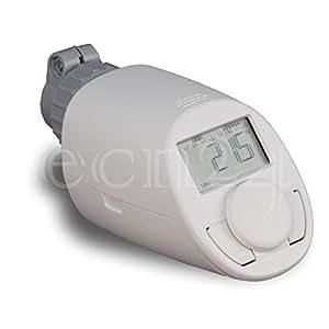 Thermostat de radiateur économique programmable