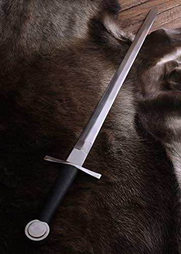 Mittelalterlicher Einhänder Schwert, handgeschmiedet, 97,5 cm medieval sword – Echt Metall - 6
