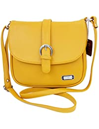 Sileriya Bags Stylish Designer Sling Cross Body Bags For College Girls And Women With 54 Inch Shoulder Adjustable...