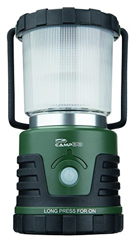 LiteXpress CAMP 33 LED Laterne LED-Lampen - Blau Wildnis