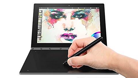 Lenovo Yoga Book 10.1 inch (Touch Atom X5-Z8550 4 GB 64 GB Intel HD Graphics No-ODD Android OS) - Gunmetal Grey