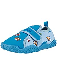Playshoes Gmbh Uv Protection Aqua Fishes, Baseball Mixte Enfant