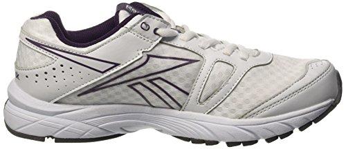 Reebok Triplehall 4.0, Sneakers Basses Mixte Adulte Blanc (Bianco)