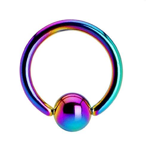 PiercedOff-Piercing-de-titanio-para-labio-ceja-y-tragus-color-irisado-tipo-aro-cautivo-calibre-16-12-x-10-mm