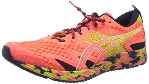 Asics Gel-Noosa Tri 12, Running Shoe Mens, Flash Coral/Flash Coral