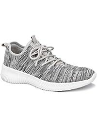 13d942c1d9cb9a Suchergebnis auf Amazon.de für  Sneaker Ohne Schnürsenkel - Damen ...