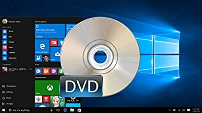 New WINDOWS 10 PRO / PROFESSIONAL - ACTIVATION KEY - GENUINE LICENCE NUMBER + BOOTABLE DVD !!!