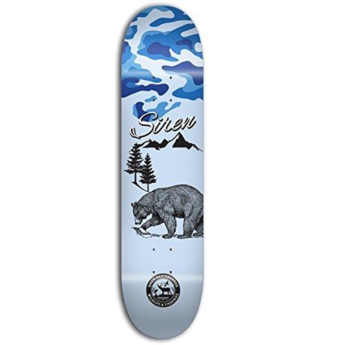 Siren Wildlife 2Bear Skateboard Deck