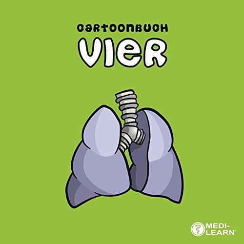 Cartoon-buch (Cartoonbuch vier: Medizinische Cartoons von Daniel Lüdeling)