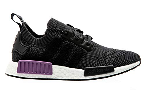 wholesale dealer 14b4c 729f0 adidas NMD r1 PK, Zapatillas de Gimnasia para Hombre, Negro Core  Black Active Purple