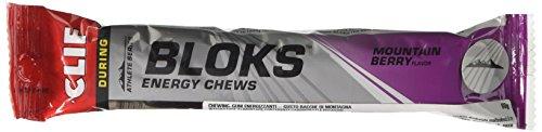 Clif Bar Shot Bloks More Pacco da 18 x 60 gr Totale 1080 gr