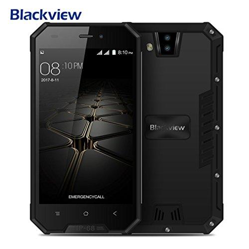 Blackview telefonos moviles 2 SIM portátil de 4.7 pulgadas pantalla 3G IP68 impermeable a prueba de polvo a prueba de...