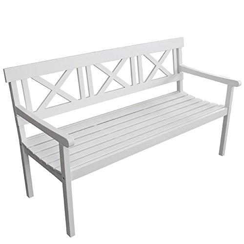 4-teilige Gartengarnitur Gartentisch 150x90cm + 3-Sitzer Gartenbank Sitzbank + 2x Gartensessel aus FSC zertifiziertem Eukalyptusholz Sitzgruppe Sitzgarnitur - 4