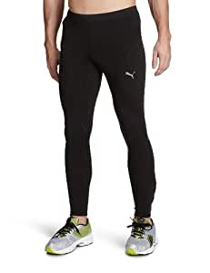 PUMA Herren Hose Run Winter Tight, black, S, 508756 01