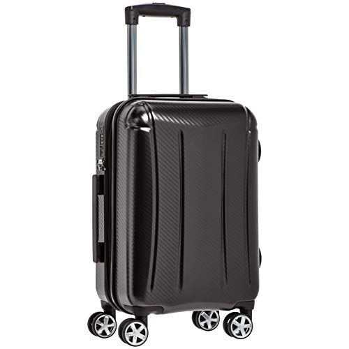 AmazonBasics Oxford Hardside Spinner Luggage