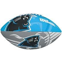 Wilson NFL Junior Team - Balón de fútbol (Carolina Panthers) a7fe65e99aa