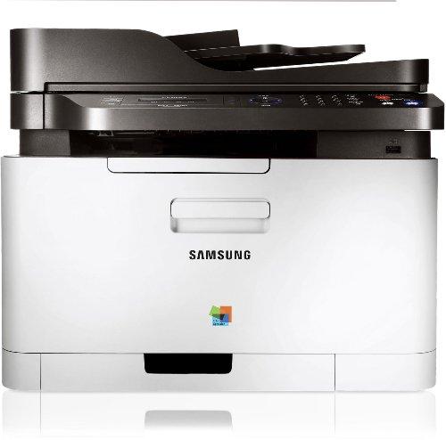 Samsung CLX-3305FW Multifunktionsgerät (4-in-1, Drucker, Kopierer, Scanner, Faxen, WLAN, USB 2.0)