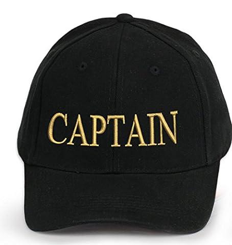 Sea Captain Hat - Capitaine Bonnet Casquette Captain Ancient Mariner, Captain