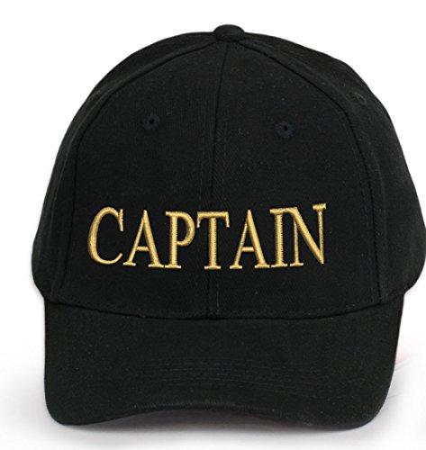 4sold Kapitänsmütze Cap Captain Ancient Mariner, Captain Cabin Boy Crew First Mate...