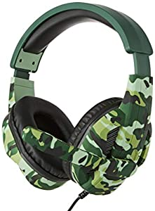 Rainbow- Rps4 Camo Stereo Gaming Headset, Color (8437011575913)