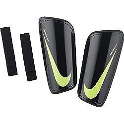 Nike Nk Merc Hrdshl Grd-Fa16 Espinilleras de Fútbol, Hombre, Negro / Volt, S