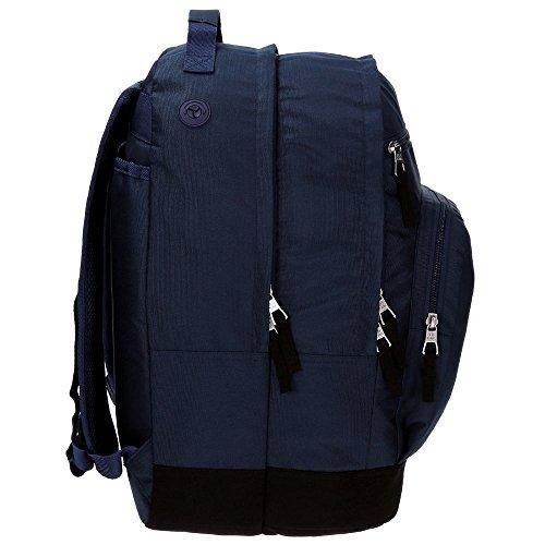 Imagen de pepe jeans jackson  escolar, 32.38 litros, color azul alternativa