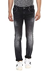 MenS Jeans,Black,34