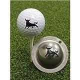 Best Tin Cup pelota de golf Marcadores - Tin Cup marcador de pelotas de–Bull mercado Review