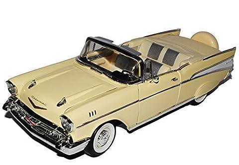 Chevrolet Bel Air 2400C Cabrio Beige Creme 1. Generation 1953-1957