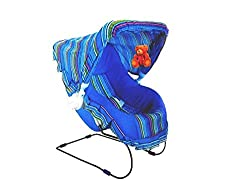 Steelcraft Carry Cot 8 In 1 Bouncer - Multi