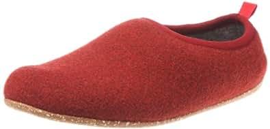 CAMPER Wabi 18546 18546-018, Herren Hausschuhe, Rot (Tweed Rost), 46 EU/12 UK