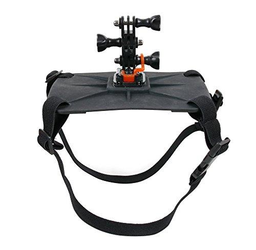 Hundegeschirr der Marke DuraGadget geeignet für Garmin Virb 360, Virb Ultra 30, Virb XE und Virb X...