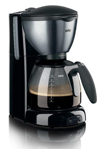 Braun KF 570 - Cafetera Eléctrica CaféHouse