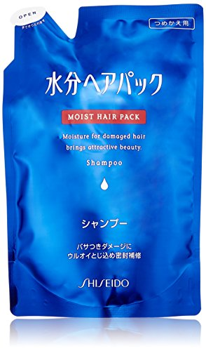 Shiseido FT Suibun Hair Pack Shampoo - 450ml - Refill
