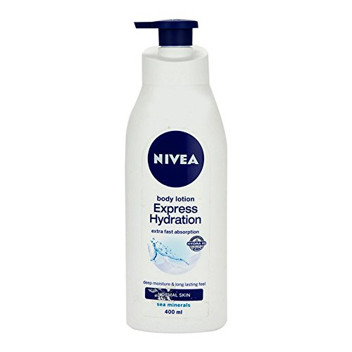 Nivea Body Express Hydration Lotion, 400 ml
