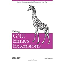 Writing GNU Emacs Extensions  (en anglais)