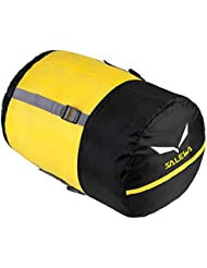 Salewa Sb Compression Stuffsack - Saco de dormir, color amarillo, talla L