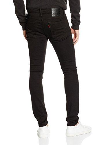 Levi's Red Tab 519 Super Skinny Fit Jeans Darkness