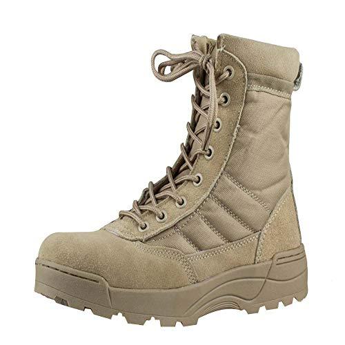 Uirend Militär Einsatz Arbeits Berufsschuhe Schuhe Herren - Desert Combat Boots Armee Taktisch Draussen Sport Camping