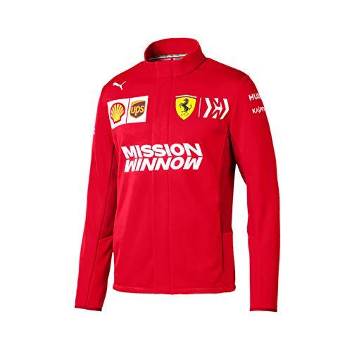 Scuderia Ferrari 2019 F1TM. Team-Softshell-Jacket (M)