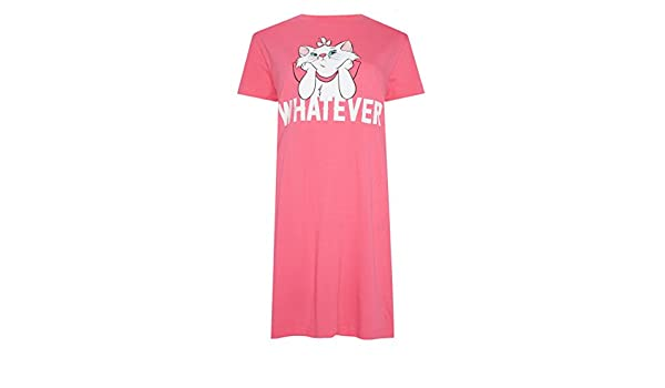 61620656bb3d0 Ladies Girls Disney Aristocats Marie Womens Nightdress Long T-Shirt Nighty  Sold by Bend The Trend2 (XL 18-20)  Amazon.co.uk  Clothing