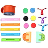 Carry360 Food Saver Sets, Beersaver, Sealing Clips,