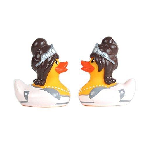 Bud Duck ~ Mini Da collezione Deluxe Anatra Di Gomma ~ SPOSA & sposa